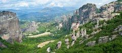 Monasteries, Meteora, Greece