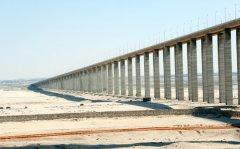 Al Salam Peace Bridge, Suez Canal, Egypt