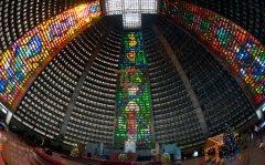 The Metropolital Cathedral, Rio de Janeiro, Brazil